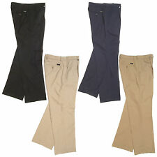 KARTEL MENS GT-P1 WATER RESISTANT TROUSERS -NEW GOLF CLUB KHAKI LIGHT CHINO PANT
