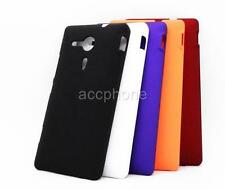 New Matte Ultra Shell Hard Phone Cover Case For Sony M35h Xperia SP C5306 C5302