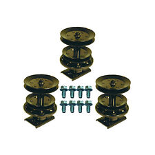 3 Spindle Assembly w/ Self Tappers for AYP & Husqvarna Lawn Mowers + More