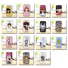 2 in 1 TPU Cartoon Zoo Minnie Cat Cover Case For SAMSUNG GALAXY GRAND DUOS i9082
