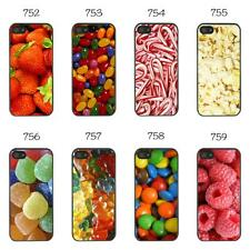 SWEETS FOOD & SNACKS 3 CASE COVER FOR APPLE IPHONE IPOD AND IPAD