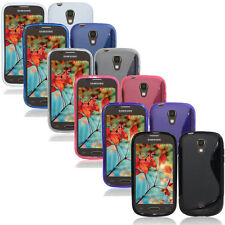 For T-Mobile Samsung Galaxy Light T399 GEL TPU Rubber Case Cover Flexible Skin