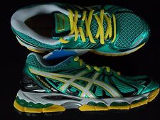 Asics Gel Nimbus 15 T3B5N  8400 shoes new womens sneakers trainers green