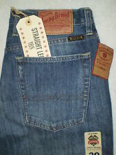 Lucky 165 Mid Relaxed Fit Straight Leg Mens Denim Jeans Size 30 | 36 $88 New