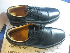 NIB NEW FRENCH SHRINER ALBANY OXFORD SHOES COMFORT SHOEMAKER