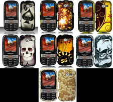 Samsung Array SPH-M390 / Montage Faceplate Phone Cover DESIGN Case
