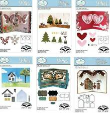 ELIZABETH CRAFT DESIGNS DIES / PIVOT CARDS