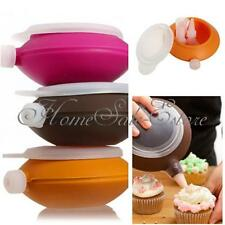 Writing Syringe Pen Icing Cake Mold Cream Silicone Food Cup Chocolate Decorating