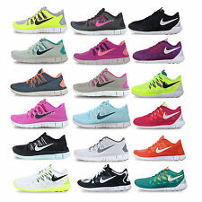Nike Wmns Free 5.0 Run 2 3 Barefoot 2014 Womens Running Shoes Pick 1 In Stock