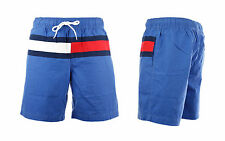 TOMMY HILFIGER BOARDSHORT BADESHORT SURFSHORT BADEHOSE BLUE  ALL SIZES