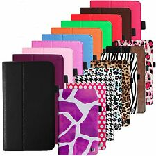 """PU Leather Case Cover for LG G Pad 8.3"""" Tablet Wifi & Verizon 4G LTE VK810 V510"""