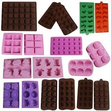 Professional Daily Used Silicone Cake Mould Mold with Different Shape Pouch #D2
