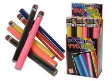 COLOURED STICKY BACK PLASTIC SELF ADHESIVE PVC ROLL 45cm BOOK COVERING 138/201