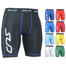Sub Sports Cold Mens Compression Shorts Base Layer Gym Skin Tight Under Shorts