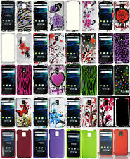 LG Optimus G2x P999 (T-Mobile) Faceplate Phone Cover DESIGN/COLOR Case