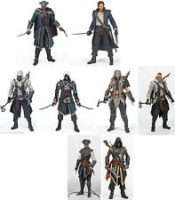 Figura Action ASSASSIN'S CREED 3 III 4 IV Black Flag 15cm MCFARLANE Serie 1 e 2
