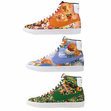 Nike Blazer Mid PRM VNTG QS Floral City Pack 2014 Classic Casual Shoes Pick 1