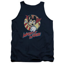 Mighty Mouse Cartoon Cbs Tv Series The One The Only Adult Tank Top Shirt