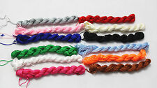1.5mm Chinese Knot Nylon Shamballa Macrame Cord Beading String - You Pick Color!
