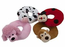 Childrens Kids Inflatable Animal Travel Neck Cushion Travelling Head Support