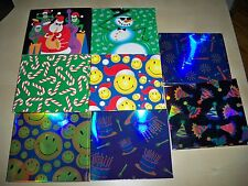 (LOT OF 250) GIFT WRAP BOX MUSIC CD / PC GAME (HOLIDAY, BIRTHDAY, ANY OCCASION)