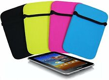 "7"" Neoprene Tablet Pouch Case Sleeve Cover Nexus Kindle HD 7"