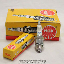 10pk NGK Spark Plugs D8EA #2120 for Honda Kawasaki Offroad Motorcycles +More