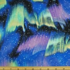The Northern Lights 100% Patchwork Cotton Fabric