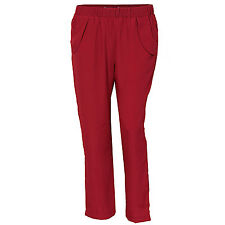 Glamorous Trouser In Burgundy From Get The Label
