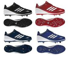 Adidas Men's Excel 365 Low Metal Baseball Cleats Multiple Colors