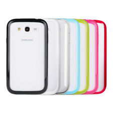 HARD CASE CRYSTAL FÜR SAMSUNG GALAXY GRAND NEO I9060 BUMPER TRANSPARENT RAHMEN