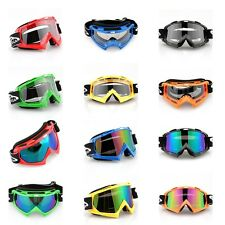 New Motorcycle Motocross Dirt Bike Off Road Riding Goggles Windproof Anti-UV
