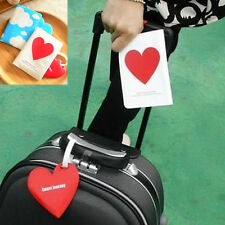 Passport Cover Holder + Luggage Tag + Silicone Strap Love and Cloud for Picking