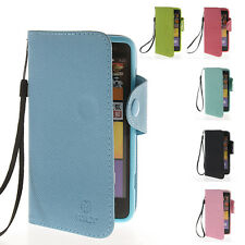 Flip Leather Wallet Card Shell Pouch Case Cover For Nokia Lumia 625