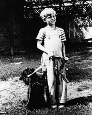 JAY NORTH DENNIS THE MENACE B&W PHOTO OR POSTER