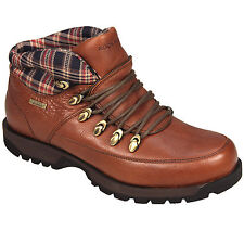 Rockport Mens Peakview Boundary Waterproof Boot In Tan From Get The Label