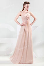 CHEAP Chic Formal Ball gown Banquet Cocktail Wedding Evening Prom Floral Dress