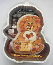 Brave Heart Lion Care Bears Cake Pan from Wilton #3197