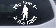 My Son Is In The ARMY Car or Truck Window Laptop Decal Sticker
