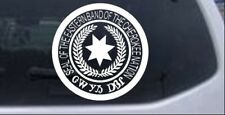 Seal of the Eastern Cherokee Nation Car or Truck Window Laptop Decal Sticker