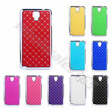 Rhinestone Bling Design Stars Colorful Back Fashion Case Cover For Samsung Phone