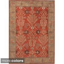 Hand-tufted Transitional Oriental Wool Area Rug (2' x 3')