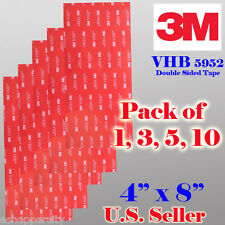 3M VHB Double Sided Foam Adhesive Sheet Tape 5952 Automotive Mounting 5952