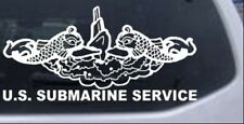 U.S. SUBMARINE SERVICE Car or Truck Window Laptop Decal Sticker