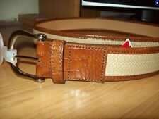 Target Brand Woman / Man Synthetic Belt  2 Colors 5 Sizes New