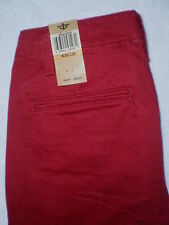 Dockers By Levis D2 Khaki Chino Straight Mens Pants Size 29X32, 32X29.5 New $58