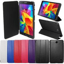 Slim Leather Flip Stand Case Cover For Samsung Galaxy Tab 4 8.0 8 inch T330
