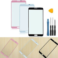 Front Outer Screen Glass Lens Replacement For Samsung Galaxy Note 3 N9000 N9005