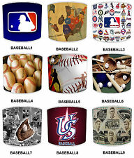 American Baseball MLB Table Lampshades Ceiling Lights Shades Pendants Lighting