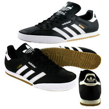 Adidas Original Mens Trainer Samba Super Shoes Black / White Trainers